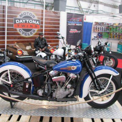 Daytona Twins participa la Salonul Auto Bucuresti & Accesorii 2016